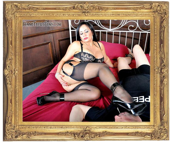Mistress R'eal - South Wales & South West UK, Stockings High Heel Worship